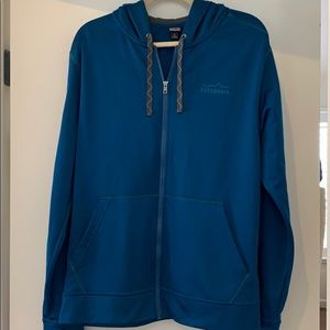 Patagonia Jacket with hood, fleece lining